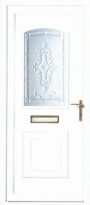 Tiffany uPVC Door